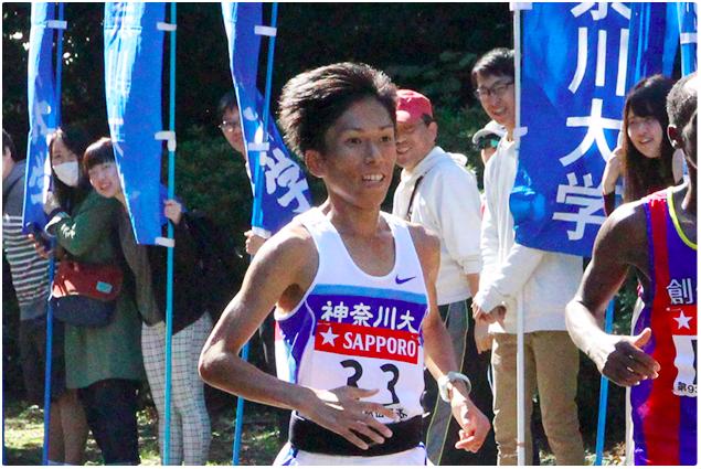 【速報】全日本大学駅伝で神奈川大学が20年ぶり3度目の優勝